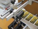 Máquina de etiquetado plana semiautomática de China