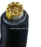 Изолированное Fireresistant/Fr/XLPE и PVC обшило кабель системы управления стальной ленты (STA) Armored
