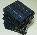 фотоэлемент 136* 110*3 mm обязанности батареи солнечной силы 3.6V панелей солнечных батарей 6V 2W миниый