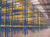 Cremalheira resistente da pálete do armazenamento do armazém com certificados do GV