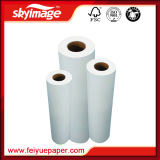 Plus grande efficacité 100gsm 1, 900mm*74pouce, Anti-Curl à séchage rapide du papier à sublimation thermique