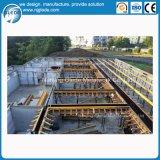 Molde de aço do suporte da laje para o concreto da fundação do edifício