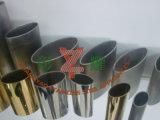 Embellecer el sistema de la barandilla con el tubo oval