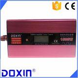 Инвертор силы верхнего качества DC12V AC220V 2000W с заряжателем батареи