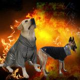 Revestimento de cão com molho de calor reflectivo Reversível Inverno Grande roupas para cães