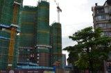 Construcción hidráulica construcción grúa torre