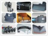 Graduador del motor con el soporte rotatorio