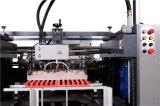 Máquina que lamina caliente de alta velocidad automática con el Vuelo-Cuchillo (XJFMK-1300)