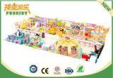 Спортивная площадка парка малышей тем конфеты крытая для центра или торгового центра игры