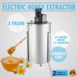 3 рамы из нержавеющей стали электрического питания пчеловодства котором жизнь бьет ключем мед съемника