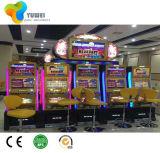 販売のための曲げられたスクリーンの賭博のカジノのスロットマシンの価格