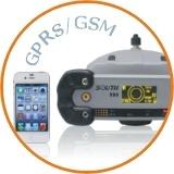 SüdS86t integriertes Rtk Gnss überblickensystem mit LCD-Bildschirmanzeige auf dem Empfänger
