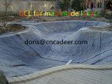 Цена Gcl вкладыша глины бентонита для места захоронения отходов