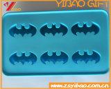 Высокое качество Lego силиконового герметика Ice Cube в лоток для бумаги, шоколадное мороженое пресс-форм