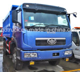Autocarro con cassone ribaltabile del carraio 380HP della Cina FAW 10 20cubic