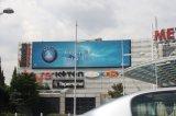 屋外のフルカラーの広告LED P8の掲示板