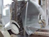 Serra de fio CNC para corte de blocos de pedra com alta velocidade