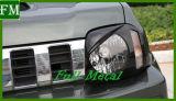 Cubierta enojada delantera 2007-2017 de los protectores de la lámpara de los ojos de Suzuki Jimny