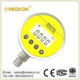Medidor de pressão de líquido de ar digital tipo higiene com luz de fundo