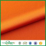 El punto elástico de alta calidad ve a través telas de acoplamiento del poliester