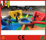 Kundenspezifisches hungrige Flusspferd-aufblasbares Spiel für Verkauf
