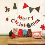 Het Ornament van de Decoratie van de Brief van Kerstmis