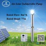 3.0kw 4inch 스테인리스 펌프, 태양 DC 시스템, 관개 펌프