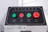 빵집 장비 세륨 상업적인 130L 지면 서 있는 나선형 반죽 믹서