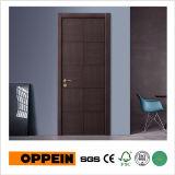 Oppein Design simple MDF Intérieur en bois Porte plat en bois (MSPD31)