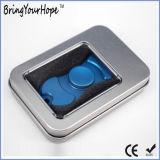 Fileur matériel de main en métal de jouet de personne remuante de décompression (XH-HS-002)