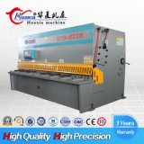 Do feixe hidráulico do balanço da placa de aço de QC12y máquina de corte