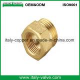 OEM&ODMの品質の黄銅は造った減力剤のカップリング(AV90020)を
