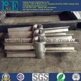 Qucasting élevé et petite pièce de usinage en métal