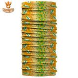 最新の新しい普及した習慣によって印刷されるポリエステル釣ヘッドスカーフのバンダナ