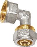 Encaixes de tubulação de bronze sem chumbo retangulares