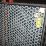 Vetro Tempered modellato ultra chiaro decorativo di stampa laminato fritta di ceramica della matrice per serigrafia di vetro Tempered di vendita di arte bassa calda del ferro