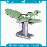 AG S102b 세륨 ISO 수동 조작 산부인과 테이블 부인과학 검사 의자