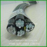 Verdraaide Kabels, XLPE Geïsoleerdea Kabel ABC voor Overheadkosten