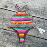 2017 xxx Hot Sexy Bikini fotos de la escuela Niña trajes de baño