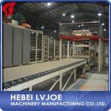 Linha de produção maquinaria da placa de gipsita