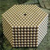 ballen van de Magneet van het Neodymium van 5mm de Magnetische/de Super Sterke Magneet van het Neodymium