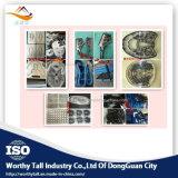 Machine de découpage automatique de cintreuse pour le tissu faisant l'industrie