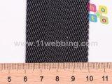 Tessitura di nylon Herringbone del doppio grigio del caffè per le cinghie di spalla del sacchetto