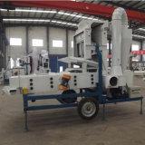 ナイジェリアの普及したゴマのクリーニングの処理機械
