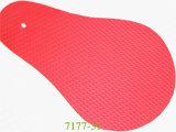 Weiches Chemiefasergewebe Belüftung-materielles Selbstleder für Auto-Sitzdeckel