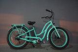 عمليّة بيع حارّ كهربائيّة درّاجة يهذّب خطوة كلّيّا [48ف] [500و] محرّك قوّيّة مع رائعة عمليّة ركوب إحساس