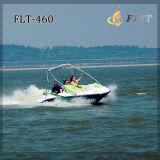 Comprimento de 4,67 metros Barco de velocidade de modelo novo de fibra de vidro