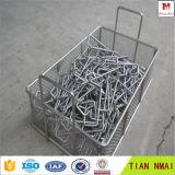 Desinfectar la cesta/la cesta del metal