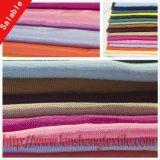 El 30%Tencel viscosa 43%13%14%de lino tejido de algodón vestido de falda