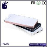Banco de energia móvel portátil móvel de melhor venda com 4 indicadores LED
